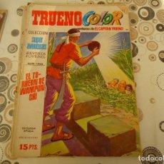 Tebeos: TRUENO COLOR SEGUNDA EPOCA Nº 93 EL TORREON DE WAMPUN-CHI. Lote 173842459