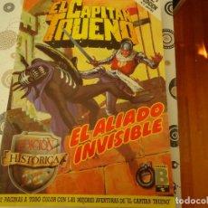 Tebeos: EL CAPITAN TRUENO EDICION HISTORICA Nº 2 EL ALIADO INVISIBLE. Lote 173896868