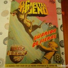 Tebeos: EL CAPITAN TRUENO EDICION HISTORICA Nº 21 GUARIDA DE FIERAS. Lote 173897698