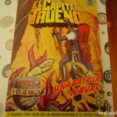 Tebeos: EL CAPITAN TRUENO EDICION HISTORICA Nº 24 UNA BATALLA NAVAL. Lote 173897802
