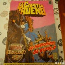Tebeos: EL CAPITAN TRUENO EDICION HISTORICA Nº 27 LOS NORMANDOS DE OSFOLD. Lote 173897875