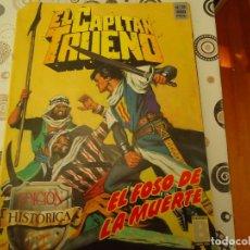 Tebeos: EL CAPITAN TRUENO EDICION HISTORICA Nº 29 EL FOSO DE LA MUERTE. Lote 173898109