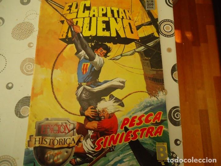 EL CAPITAN TRUENO EDICION HISTORICA Nº 30 PESCA SINIESTRA (Tebeos y Comics - Bruguera - Capitán Trueno)