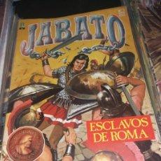 Tebeos: JABATO - EDICION HISTORICA - ED. EDICIONES B, 1987 - COMPLETA, 106 NºS. (IMPECABLE). Lote 173902757