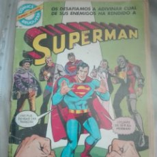 Tebeos: COMICS BRUGUERA: SUPERMAN, NUMERO 17, COLOR, AÑO 1979  . Lote 173919505