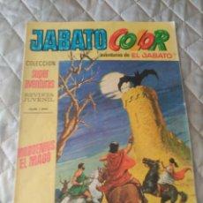 Livros de Banda Desenhada: JABATO COLOR Nº 55 PRIMERA ÉPOCA. Lote 173922668