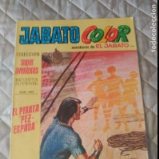 Livros de Banda Desenhada: JABATO COLOR Nº 172 PRIMERA ÉPOCA. Lote 173933058