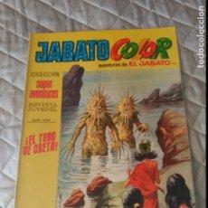 Livros de Banda Desenhada: JABATO COLOR Nº 176 PRIMERA ÉPOCA. Lote 173933270