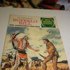 Livros de Banda Desenhada: W. O'CONNOR. BUFFALO BILL. JOYAS LITERARIAS JUVENILES 29 1971 (EN ESTADO NORMAL). Lote 173936093