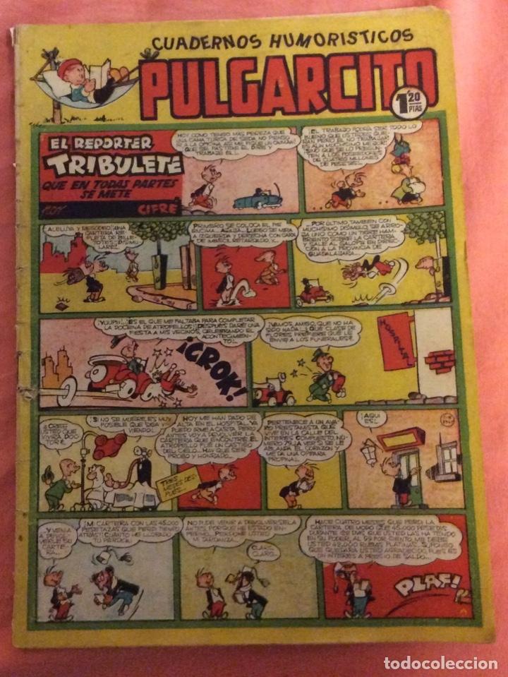 EL REPORTER TRIBULETE EN TODAS PARTES SE METE. PULGARCITO Nº 218 (Tebeos y Comics - Bruguera - Pulgarcito)
