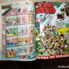 Tebeos: TIO VIVO - TOMO CÓN 20 NÚMEROS MAS EXTRA DE VERANO 1970 - BRUGUERA -. Lote 173951467