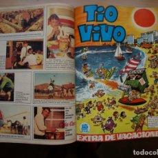 Tebeos: TIO VIVO - TOMO CÓN 20 NÚMEROS MAS EXTRA DE VACACIONES 1967 - BRUGUERA -. Lote 173952799