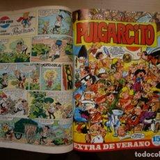 Tebeos: PULGARCITO - TOMO CÓN 20 NÚMEROS - MAS EXTRA DE VERANO 1969 - BRUGUERA. Lote 173957479