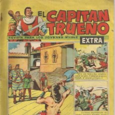 Tebeos: EL CAPITAN TRUENO - MAS ALLA DE LA AUDACIA - 31 - EXTRA - ORIGINAL. Lote 173991937