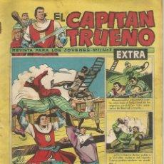 Tebeos: EL CAPITAN TRUENO - ESCLAVOS EN LIBERTAD - 23 - EXTRA - ORIGINAL. Lote 173992058