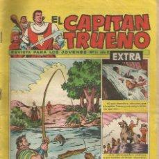 Tebeos: EL CAPITAN TRUENO - LA CANTERA DE LA MUERTE - 26 - EXTRA - ORIGINAL. Lote 173992515