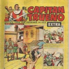 Tebeos: EL CAPITAN TRUENO - MAS ALLA DE LA AUDACIA - 31 - EXTRA - ORIGINAL. Lote 173992802