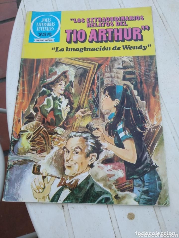 RELATS TIO ARTHUR (Tebeos y Comics - Bruguera - Joyas Literarias)