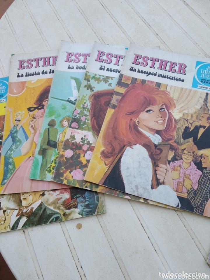ESTHER (Tebeos y Comics - Bruguera - Esther)