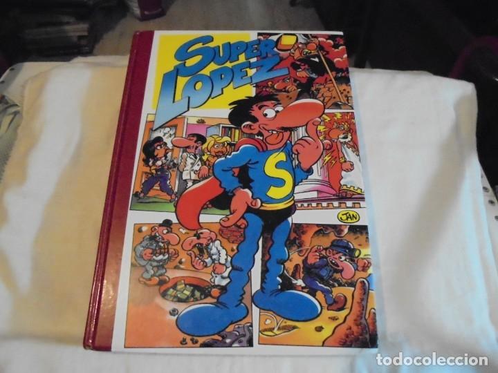 SUPER HUMOR.-SUPER LOPEZ Nº 2.-5ª EDICION 2009 (Tebeos y Comics - Bruguera - Super Humor)