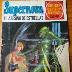 Livros de Banda Desenhada: SUPERNOVA, EL ASESINO DE ESTRELLAS - JOYAS LITERARIAS JUVENILES SERIE ROJA Nº 70 -. Lote 174128793