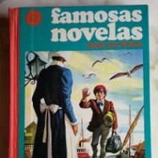 Tebeos: FAMOSAS NOVELAS DE BRUGUERA - TOMO 5 - EN 1º EDICIÓN DE 1977. Lote 174161368