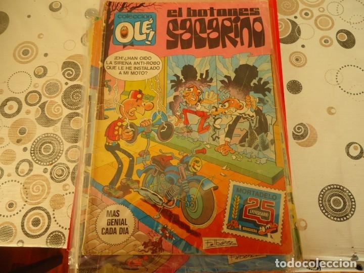 COLECCION OLE EL BOTONES SACARINO Nº 273 1ª EDICION (Tebeos y Comics - Bruguera - Ole)