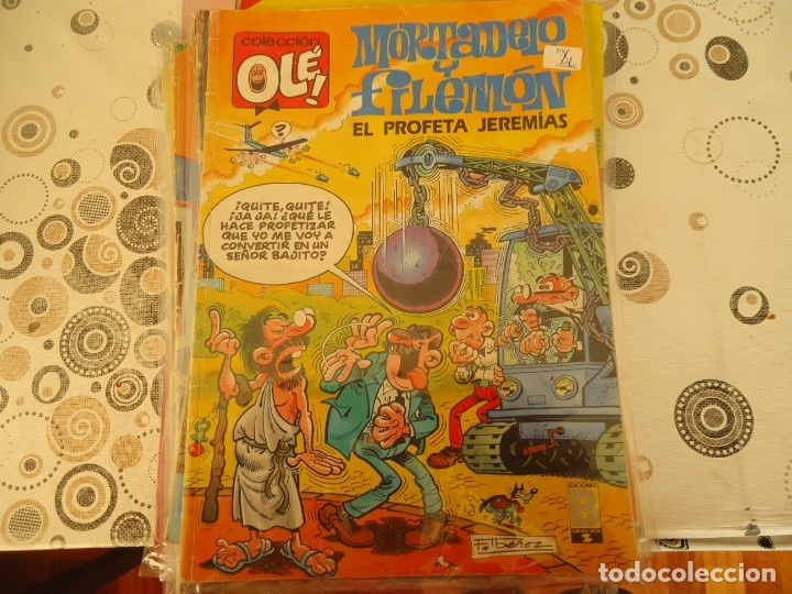 Tebeos: COLECCION OLE MORTADELO Y FILEMON Nº 374 1ª EDICION - Foto 1 - 174201817