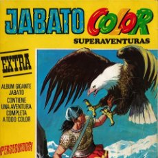 Tebeos: JABATO COLOR EXTRA Nº 3 TERCERA EPOCA - PERSEGUIDOS. Lote 174222868
