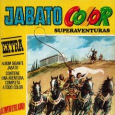 Tebeos: JABATO COLOR EXTRA Nº 4 TERCERA EPOCA - KIMBERLAN. Lote 174222954