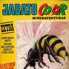 Tebeos: JABATO COLOR EXTRA Nº 5 TERCERA EPOCA - LA ASTUCIA DE DILMA. Lote 174223013