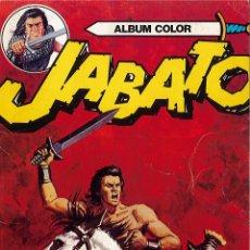 Tebeos: JABATO ALBUM COLOR Nº 1 - ESCLAVOS DE ROMA. Lote 174224085