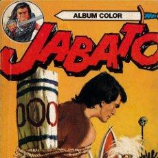 Tebeos: JABATO ALBUM COLOR Nº 2 - PRISIONERO. Lote 174224229