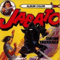Tebeos: JABATO ALBUM COLOR Nº 12 - SIKINO TAKANAKA. Lote 174224355