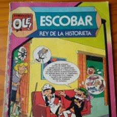 Tebeos: ESCOBAR, REY DE LA HISTORIETA- COLECCION OLE! Nº 297- BRUGUERA 1984-. Lote 174250952