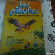Tebeos: COLECCION OLE LOS PITUFOS Nº 6. Lote 174261863
