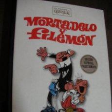 Tebeos: MORTADELO Y FILEMON - EDICION ESPECIAL COLECCIONISTAS. Lote 174265180