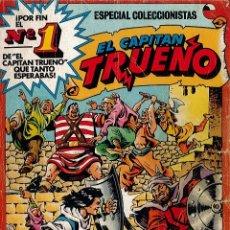 Tebeos: EL CAPITAN TRUENO ESPECIAL COLECCIONISTAS Nº 11 - A SANGRE Y FUEGO. Lote 174281687