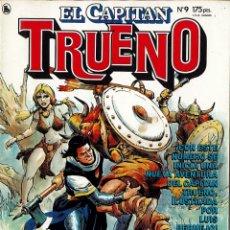 Tebeos: EL CAPITAN TRUENO Nº 9 - . Lote 174281757