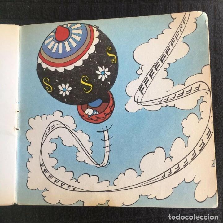 Tebeos: Minicuentos Pitufos nº 4 - El Pitufo Volador by PEYO, ed. Bruguera 1981 - Foto 2 - 174282804
