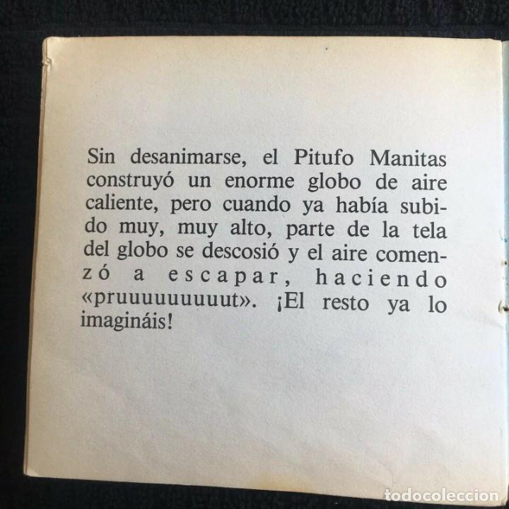 Tebeos: Minicuentos Pitufos nº 4 - El Pitufo Volador by PEYO, ed. Bruguera 1981 - Foto 3 - 174282804