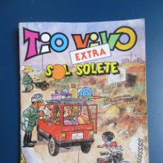 Tebeos: TIO VIVO. EXTRA. SOL SOLETE. Nº 61.. Lote 174359217