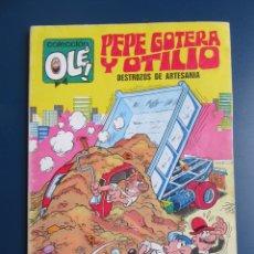 Tebeos: COLECCIÓN OLÉ. PEPE GOTERA Y OTILO. Nº 31. 1982.. Lote 174359520