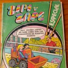 Livros de Banda Desenhada: ZIPI Y ZAPE ESPECIAL Nº 89- HISTORIA LARGA, KUNE Y JAU, OLIVER, GALOPO Y VEDAVAL.... Lote 174360779