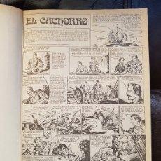 Tebeos: EL CACHORRO, COMIC - IRANZO. Lote 174399287