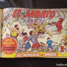 Tebeos: EL JABATO COMIC ORIGINAL. Lote 174437148