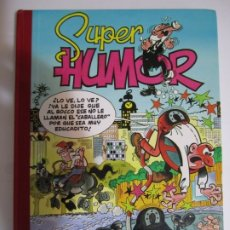Tebeos: SUPER HUMOR MORTADELO Y FILEMON Nº22 F.IBAÑEZ. Lote 174459440