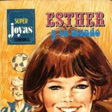BDs: ESTHER Y SU MUNDO. SUPER JOYAS FEMENINAS-14 (BRUGUERA, 1979) DE PURITA CAMPOS. Lote 174482235