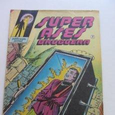 Tebeos: SUPER ASES Nº 2 ... EDITORIAL BRUGUERA - AÑO 1978 CX22. Lote 174592932