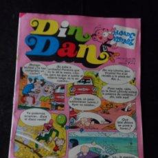 Livros de Banda Desenhada: DIN DAN Nº 282 EDITORIAL BRUGUERA . Lote 174719073